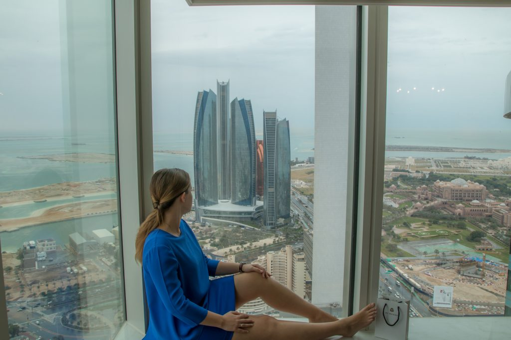 St regis Abu Dhabi Stephanie Smolders