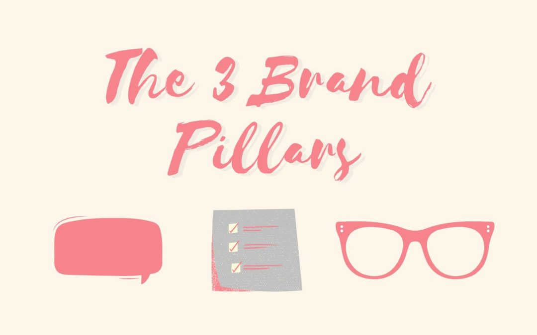The 3 Pillars of Great Branding
