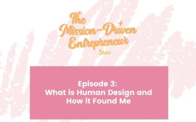 Podcast #003: What is Human Design?